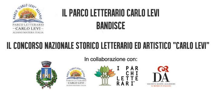Concorso Nazionale Storico- Letterario ed Artistico CARLO LEVI