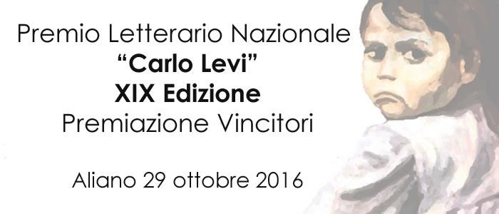 Premio Letterario Carlo Levi