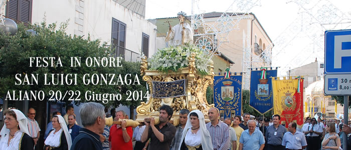 San Luigi Gonzaga 2014