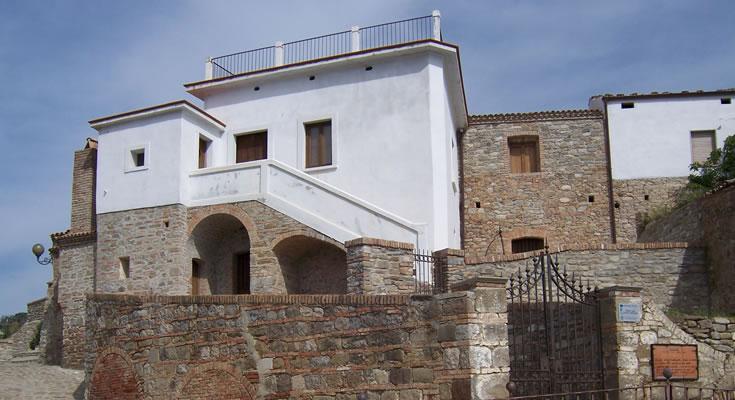 Casa confino Carlo Levi